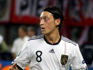 Mesut Özil Germany national football team 03